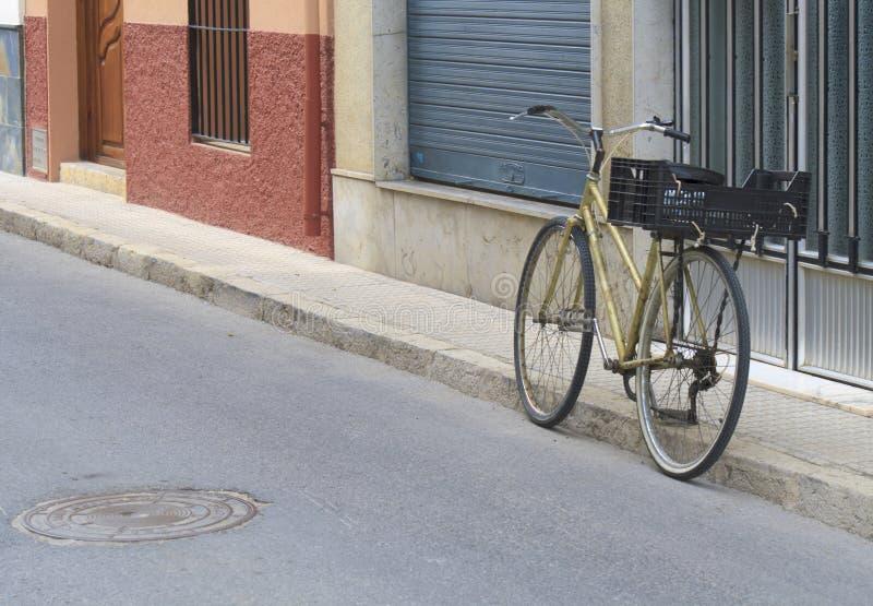 Велосипед поставки стоковые изображения