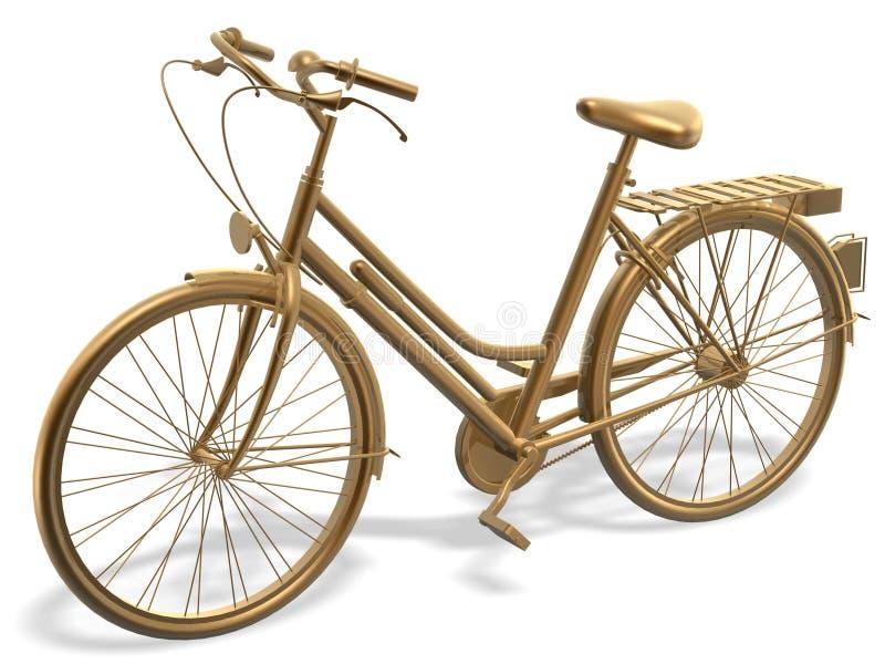 велосипед иллюстрация штока