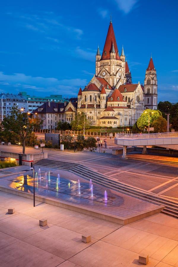 Вена, Австрия стоковые фотографии rf