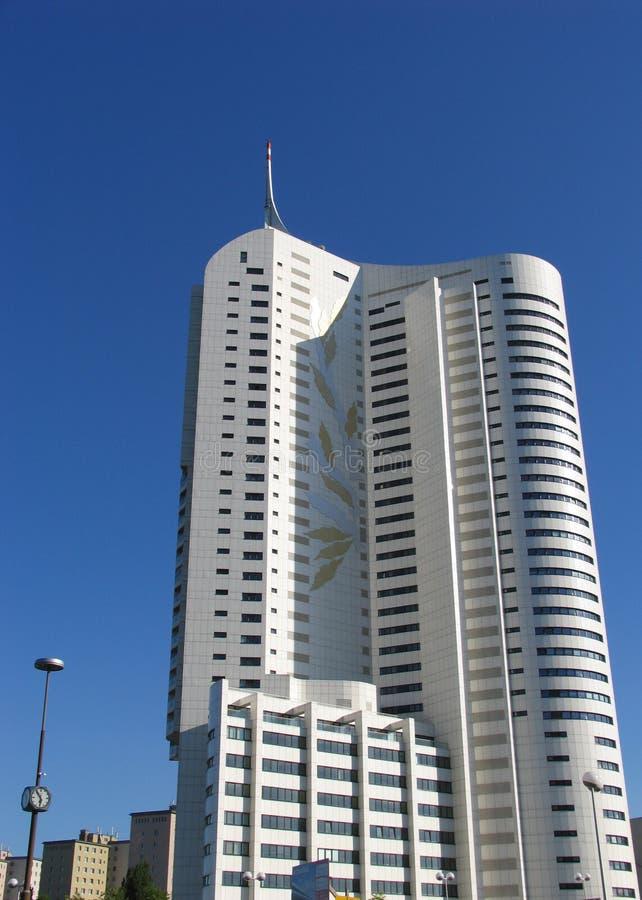 вена здания Австралии квартиры стоковая фотография