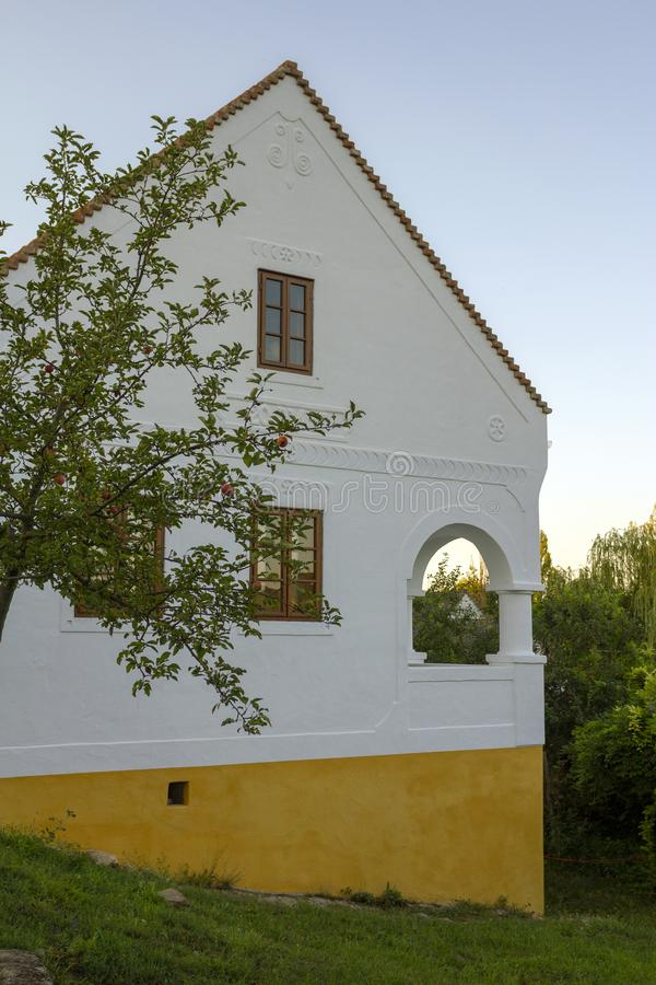 Венгерский дом стоковые фото