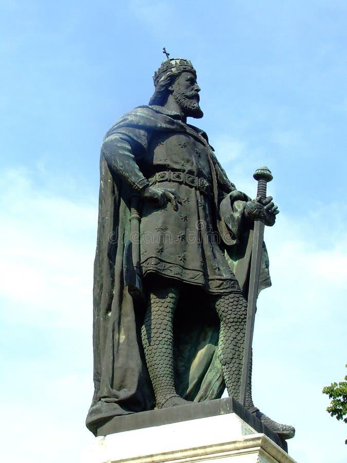 венгерский король стоковая фотография