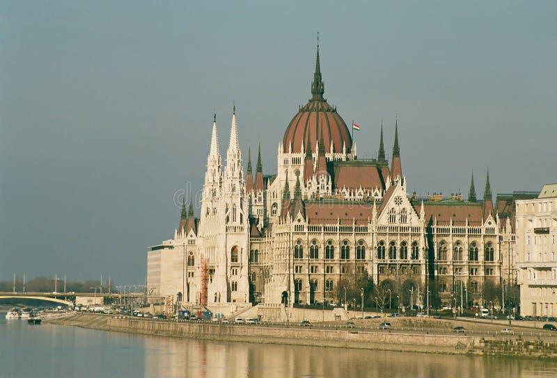 венгерский парламент стоковые фото