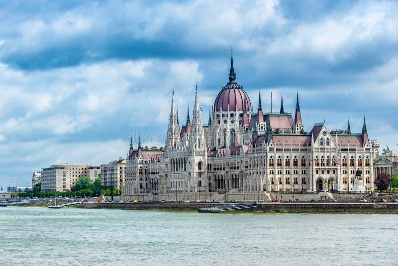 Венгерский парламент стоковая фотография