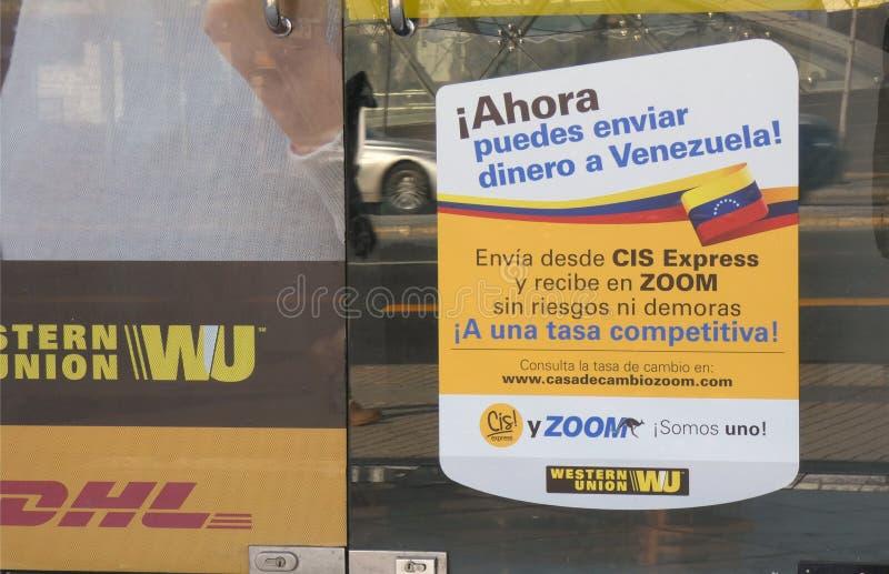 Венесуэльский кризис стоковые изображения