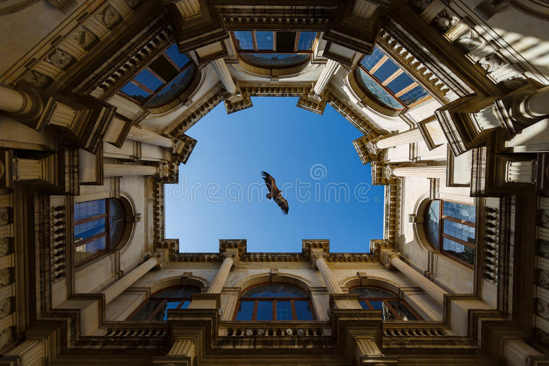 Венецианская лоджия, ираклион стоковая фотография