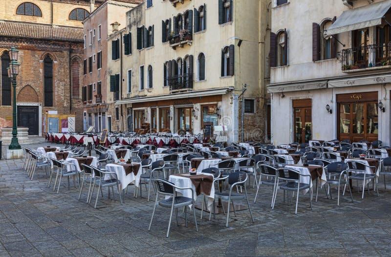 Венецианские террасы стоковое изображение rf
