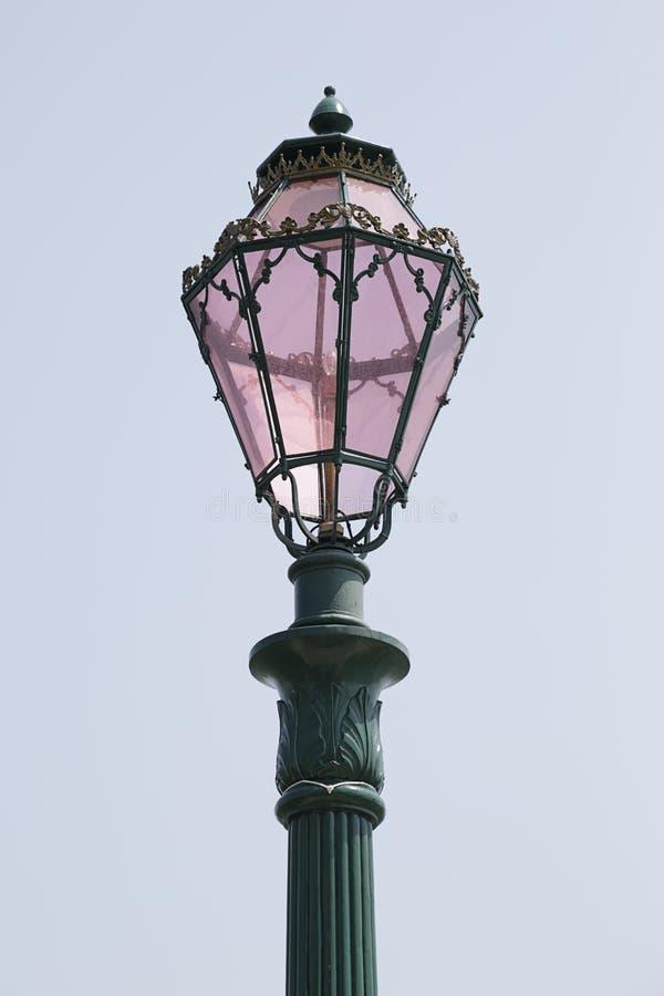 Венецианский уличный свет стоковое фото rf