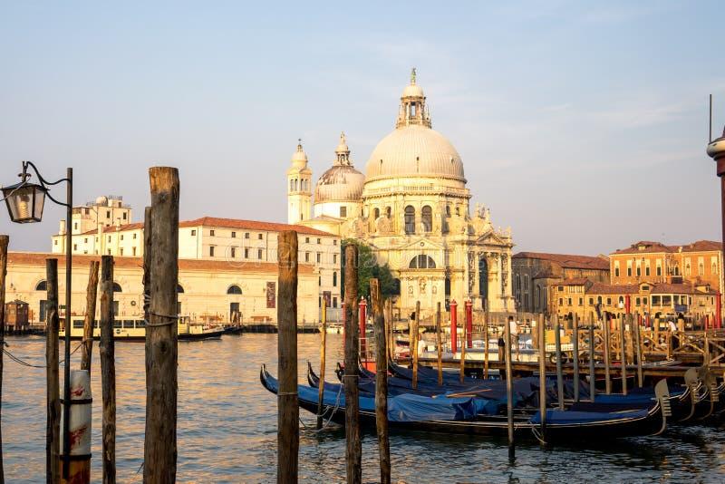 Венеция в свете раннего утра стоковое изображение