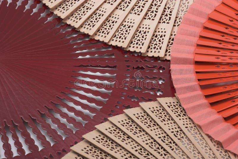 вентиляторы стоковое изображение rf