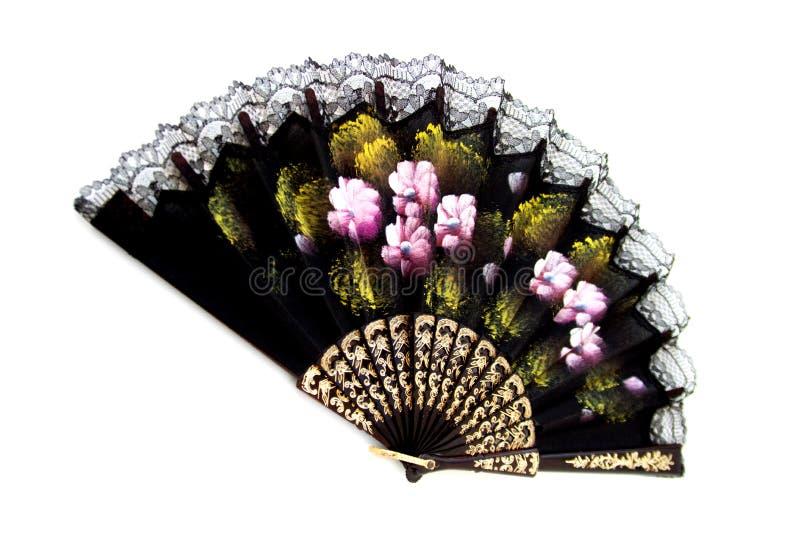 вентилятор oriental стоковое изображение