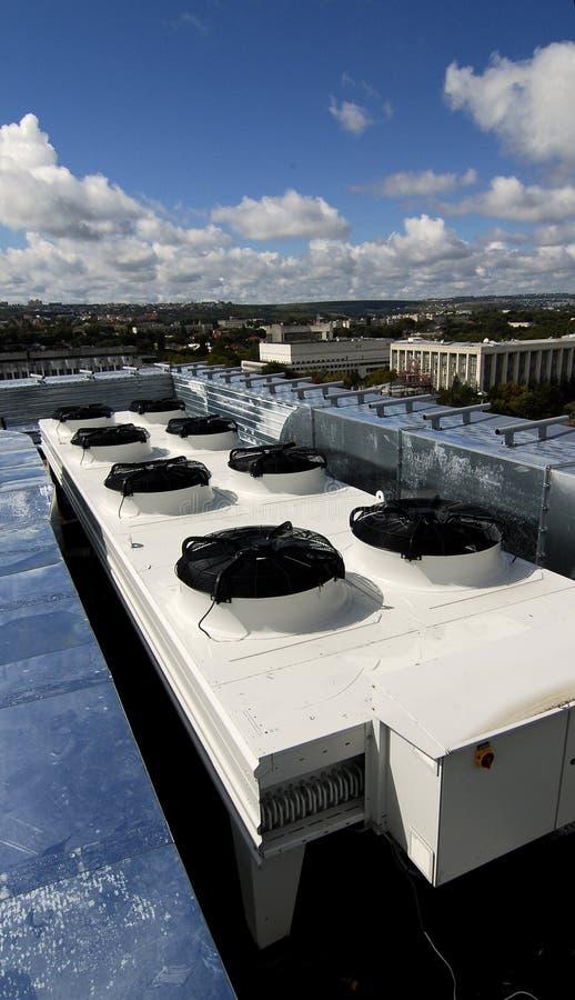 вентиляция системы крыши