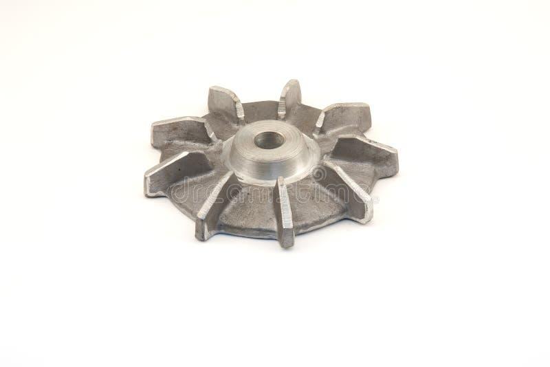 Вентиляторный двигатель сплава стоковая фотография