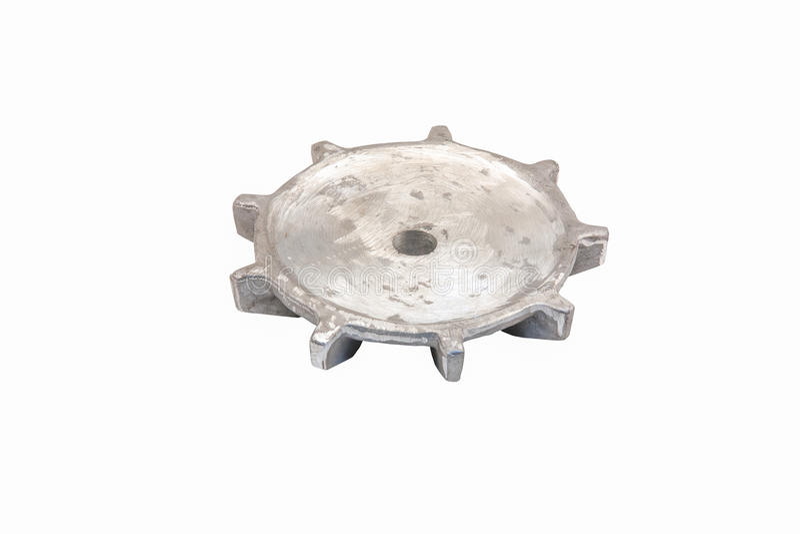 Вентиляторный двигатель сплава стоковые изображения