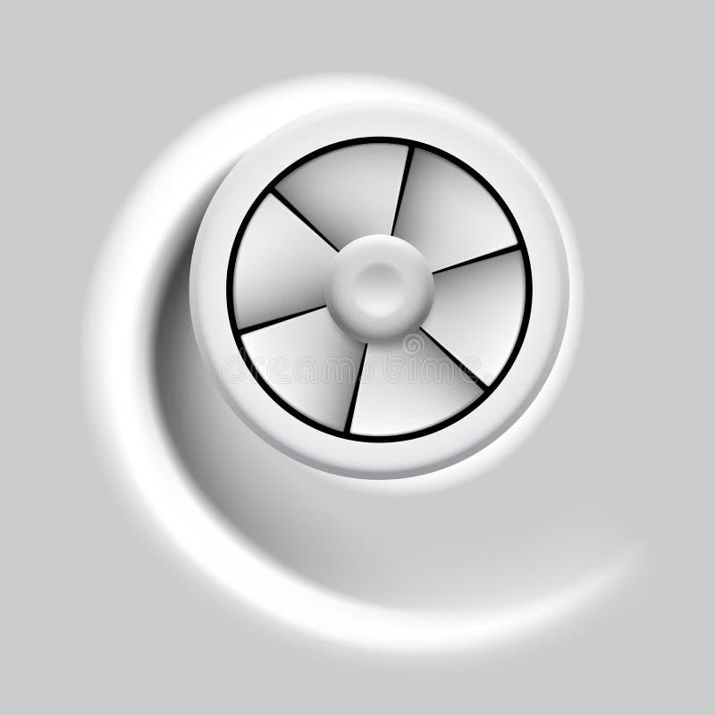 Вентилятор. Стоковые Фотографии RF