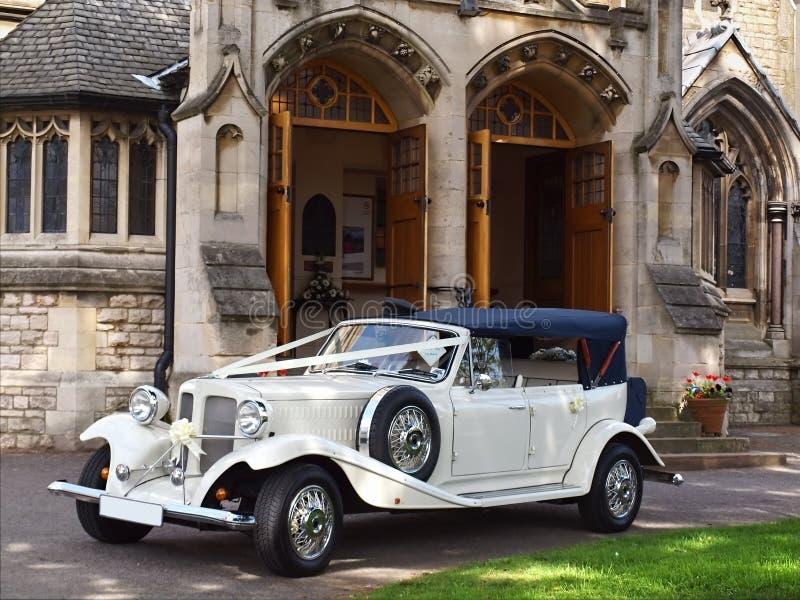 венчание автомобиля