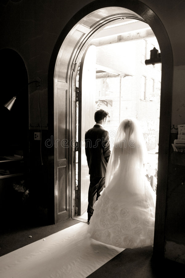 венчание дня стоковая фотография