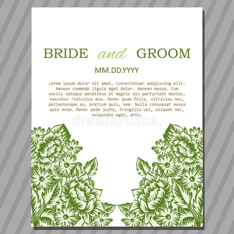 Download венчание иллюстрации карточки абстракции Иллюстрация штока - иллюстрации насчитывающей backhoe, модно: 40575363