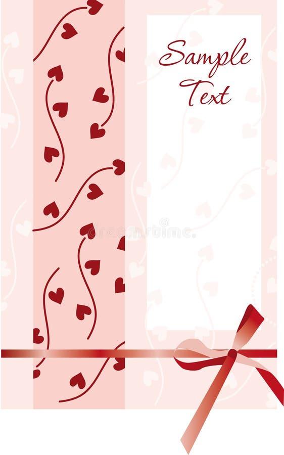 венчание карточки бесплатная иллюстрация