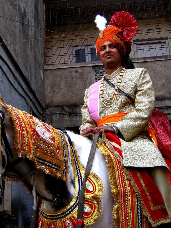 венчание лошади стоковая фотография
