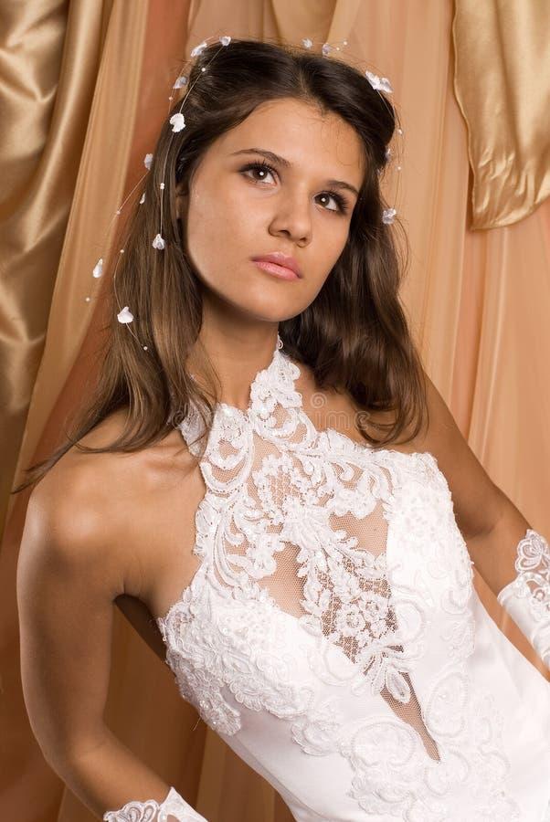 венчание платья стоковая фотография