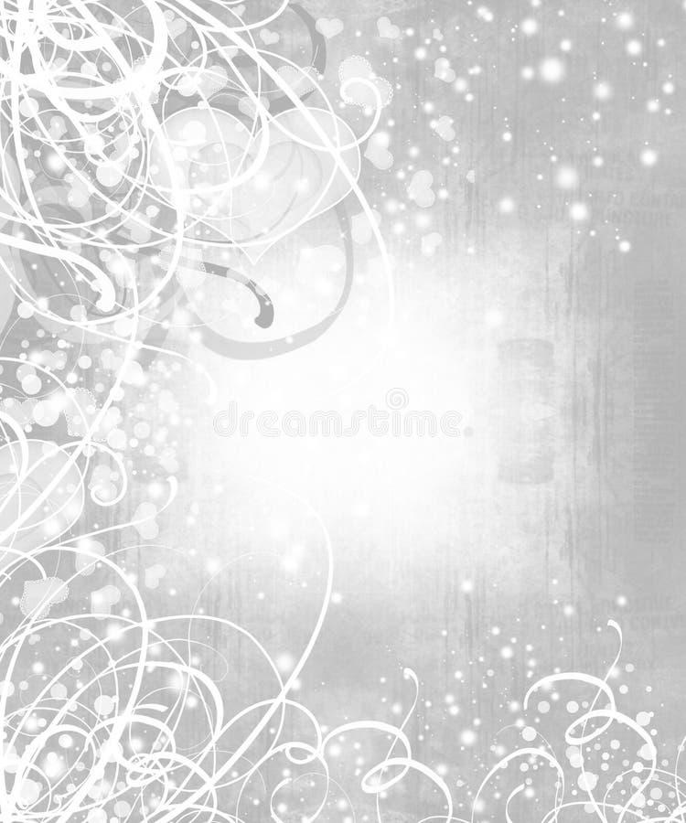 венчание приглашения иллюстрация вектора
