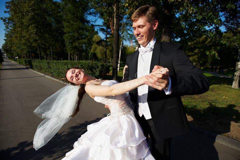 венчание танцульки стоковое изображение rf