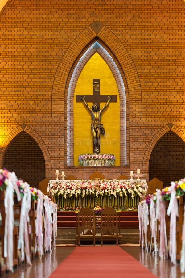 венчание цветка церемонии невесты стоковое изображение rf