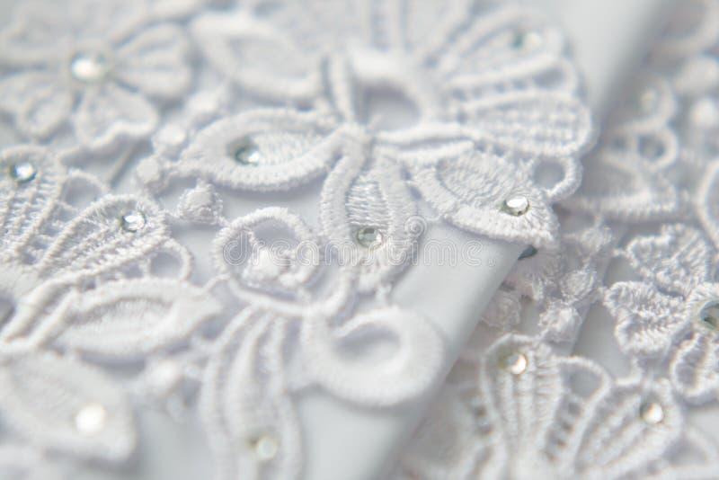 венчание шнурка предпосылки стоковое изображение rf