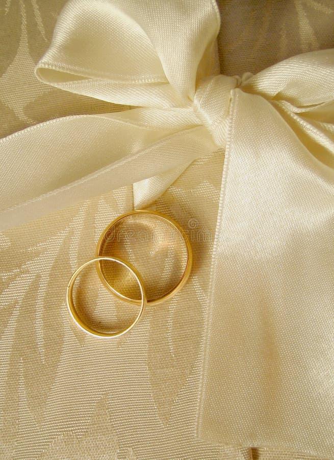 венчание bands2 стоковое изображение rf