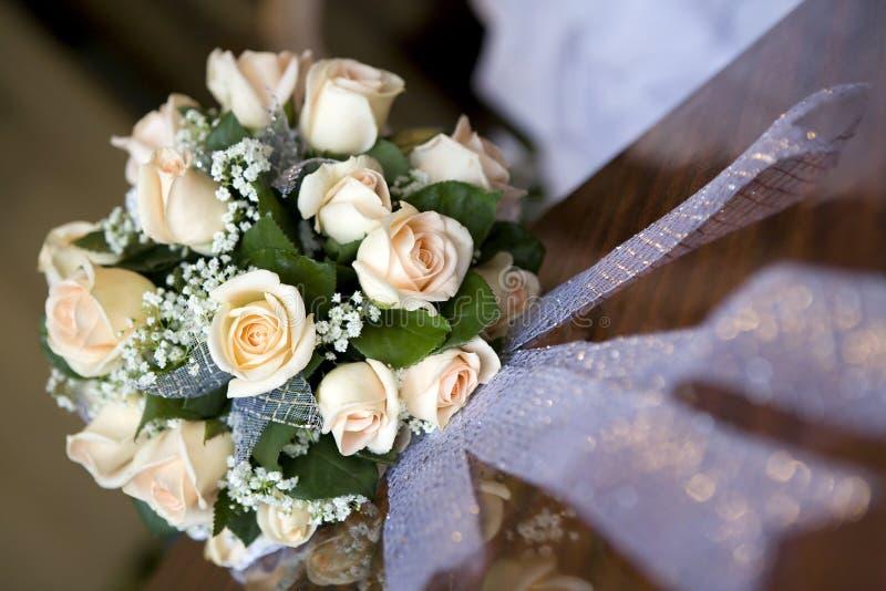 венчания невесты букета стоковые фото