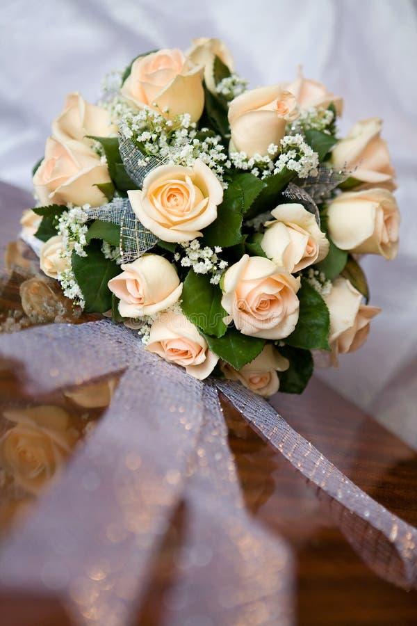 венчания невесты букета стоковая фотография rf
