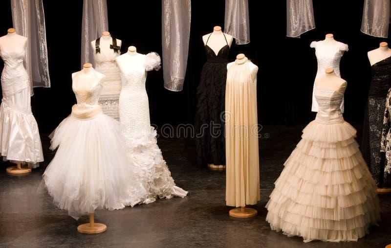 венчания платья Стоковое Фото