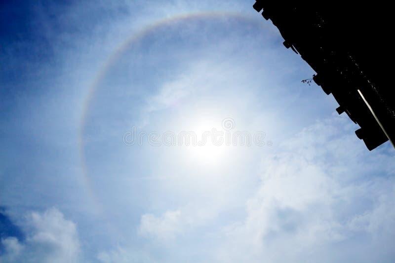 Венчик солнца стоковое изображение