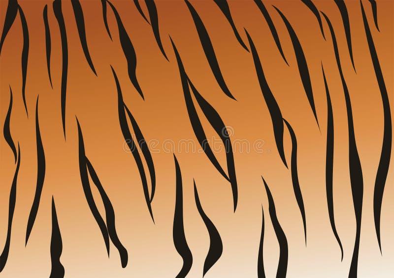 вены тигра Стоковое фото RF