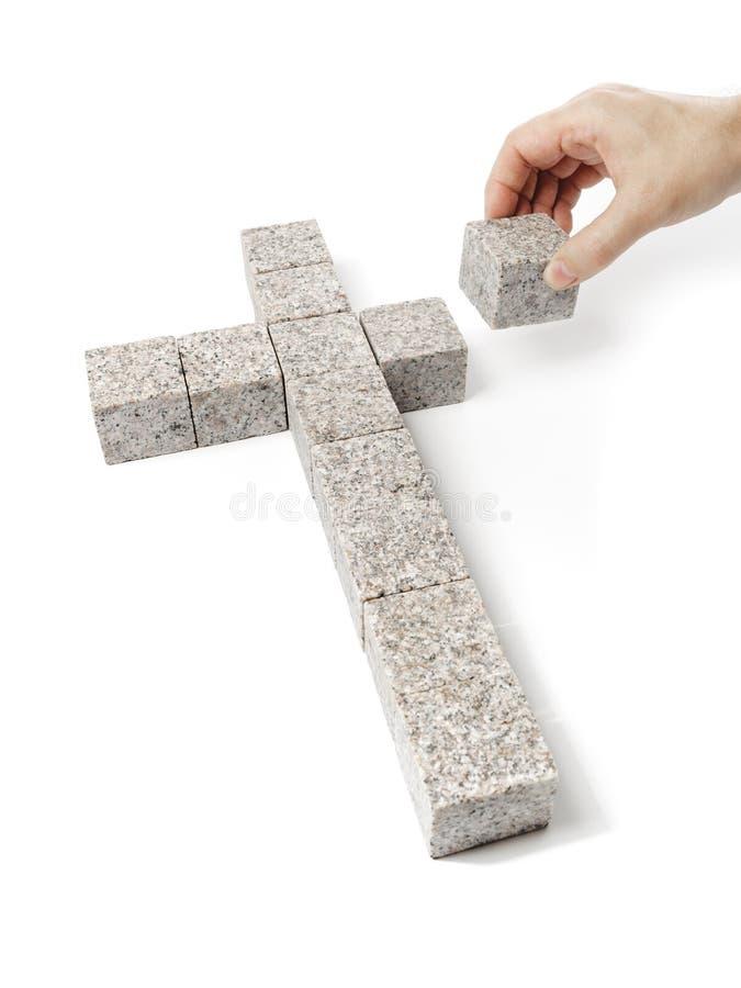 Вера гранита стоковое изображение rf