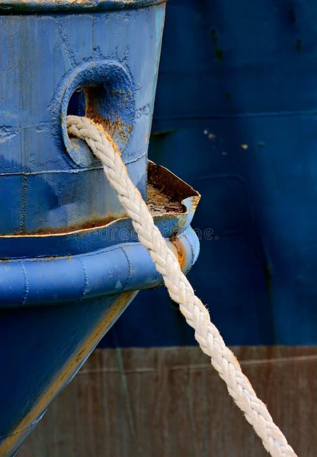 Веревочка анкера стоковые фотографии rf