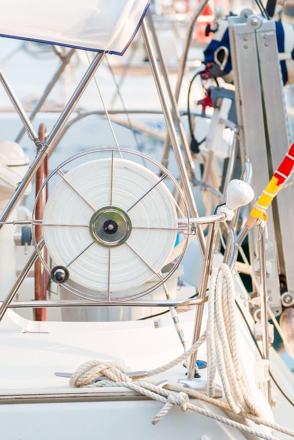 веревочка в катушке стоковое изображение