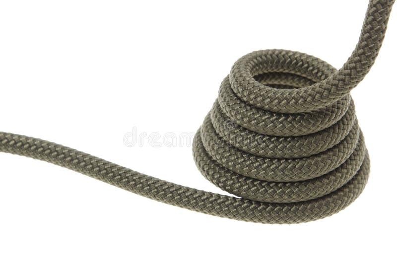 веревочка конуса стоковое фото