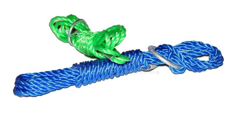 веревочка нейлона Стоковое Изображение