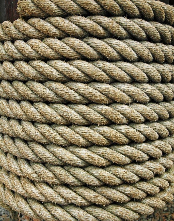 веревочка пачки толщиная стоковая фотография rf