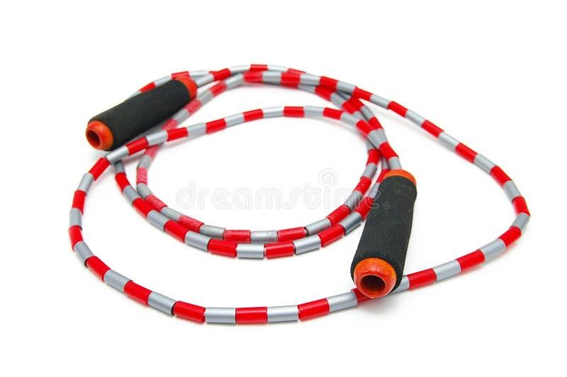 веревочка скачки стоковое изображение rf