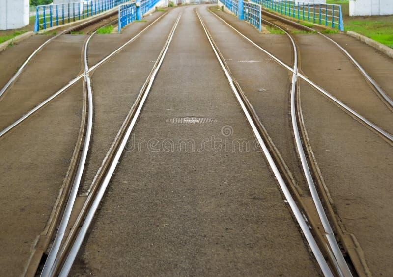 верные пути стоковая фотография rf