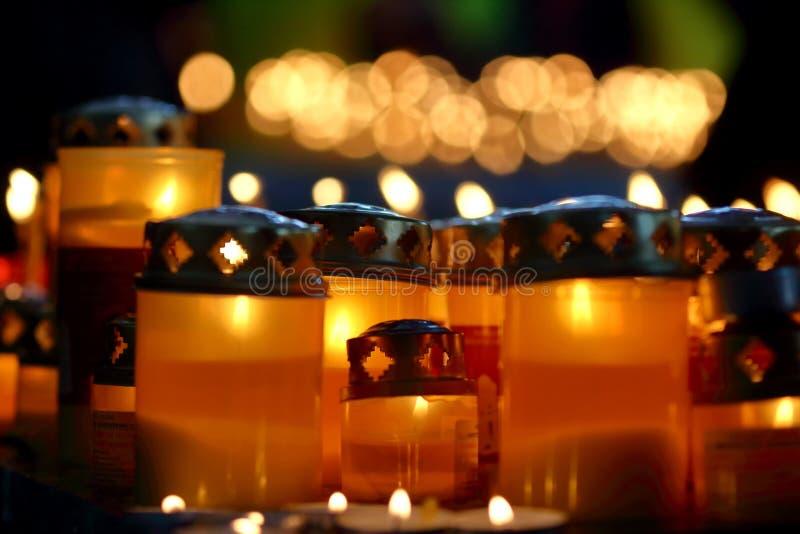 Вероисповедание, ортодоксальность - пиршество Святого Demetrios новое - Бухарест стоковое изображение