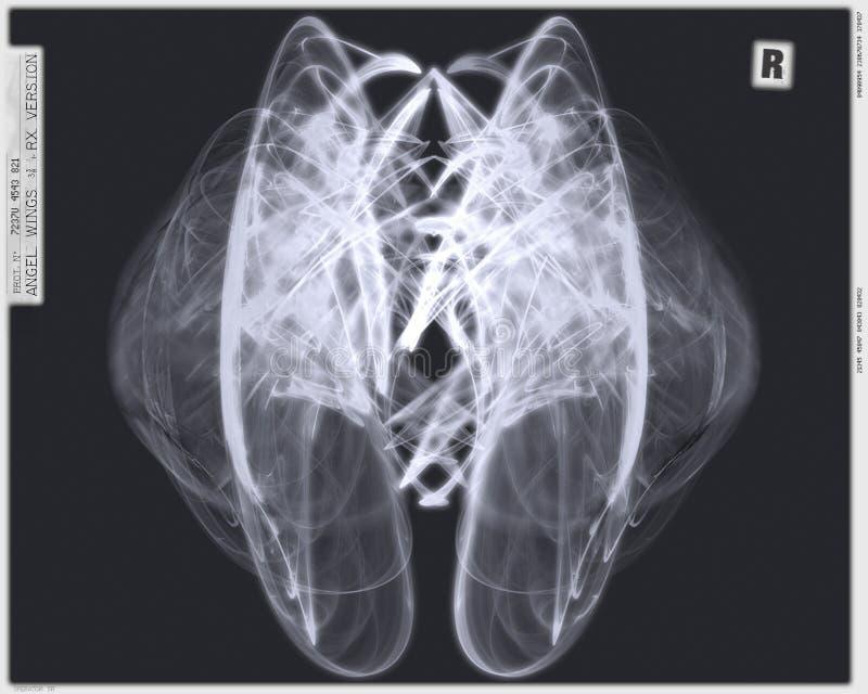 версия луча ангела подгоняет x стоковые изображения