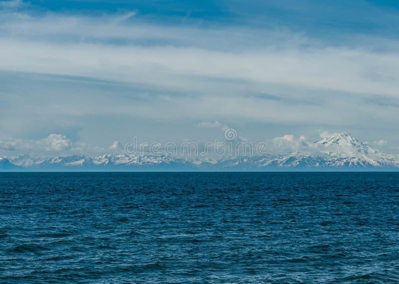 Вертел почтового голубя, Аляска стоковое изображение