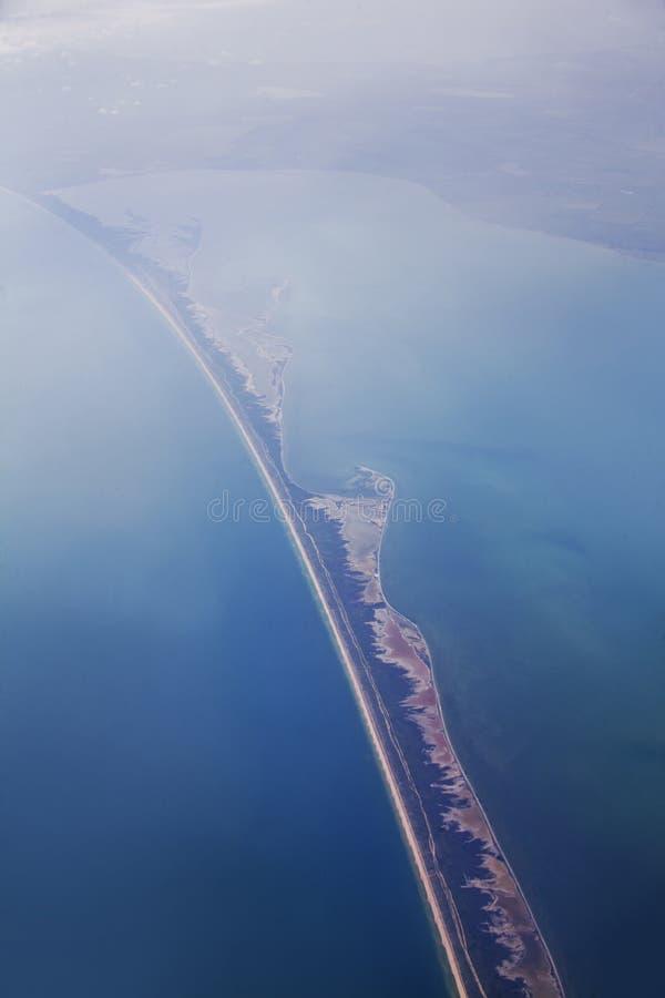 Вертел и Чёрное море Bakal стоковая фотография rf