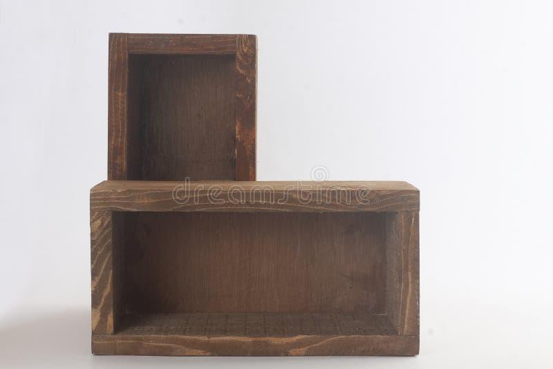 Вертикальная и горизонтальная коробка стоковые изображения rf