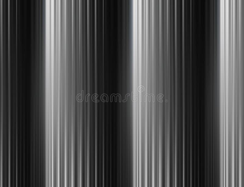 Вертикальное живое черно-белое представление a дела штендеров стоковая фотография rf