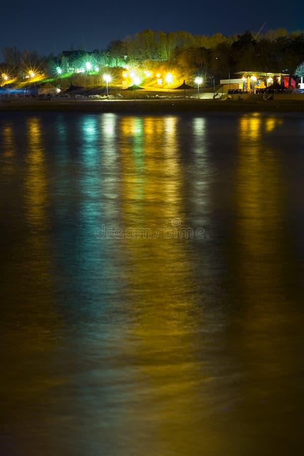 вертикаль курорта olimp стоковая фотография rf